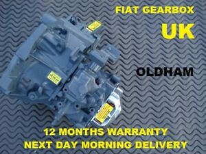 FIAT Punto GRANDE Gearbox 1.4   5 speed  RECONDITIONED BEST Deal... C24 TYPE