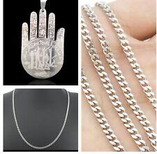 Beautiful Ahlulbayth/PANGA/ Stainless Steel Hamsa Hand of Fatima Pendant Necklac
