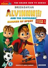 Alvin And The Chipmunks: Summer Of Sport - Season 1 Volume 1 [DVD][Region 2]