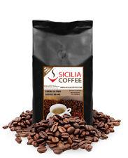 FRESH COFFEE 1kg CREMA ULTIMO Coffee Beans, Freshly Roasted, 100% Arabica