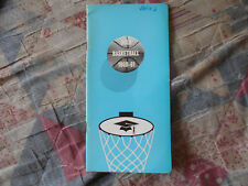 1960-61 UCLA BRUINS BASKETBALL MEDIA GUIDE Yearbook Press Book 1961 College AD
