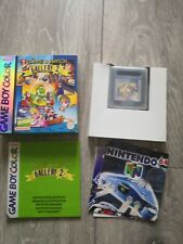 Game & Watch Gallery 2 - GameBoy Color - Complete - UK Pal