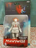 IT CHAPTER TWO PENNYWISE CLOWN SERIES 1 ACTION FIGURE INCLUDES WELL HOUSE PIECE