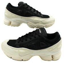 RAF SIMONS ADIDAS Ozweego Low Cut Black White Sneakers 24.5cm US 6.5 F34264