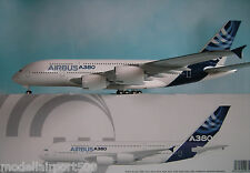 Hogan wings 1:200 Airbus House color a380-800 as01 + HERPA wings catalogue