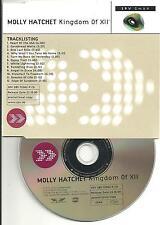 Molly Hatchet - Kingdom of XII (2000)  PR0M0 CD (12 Songs)