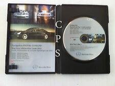 2003-2008 Mercedes Benz E SLK CLK Class Navigation GPS DVD Map  Rel 2012 Update
