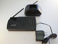Wireless Driveway Alarm Motion Sensor WDWA-8 Rodann TX/RX2000A