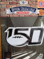 Official NCAA College Football 150th Anniversary Patch 2019