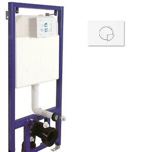 Unterputzspülkasten Vorwandelement Wand WC Spülkasten Montageelement Bad