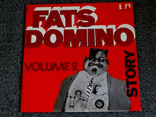 FATS DOMINO - Story volume 2 - LP / 33T