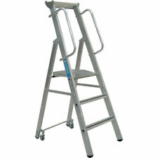 Industrial Rolling Step Ladders