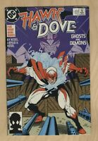 Hawk and Dove 1  NM 9.4 DC Comics 1988
