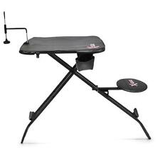 Portable Target Field Shooting Bench Rest with Table Top Shooting Rest