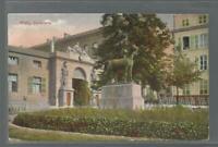 65569 - Metz Esplanade 1915 Feldpost Kgl. Pr. LI. HAlbbatl. Metz ( XVI. 3 )