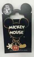 Mickey Mouse Body Parts Dangle PIN # 58146 Disney 2007 3D Disneyland