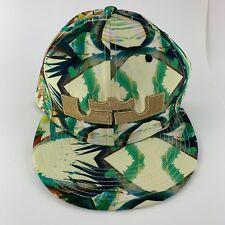 094207eba21 NIKE LEBRON JAMES SNAPBACK HAT CHAMPIONSHIP PACK CELEBRATION FLORAL TRUE CAP