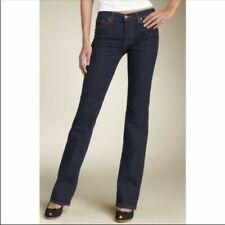 J Brand Dark Blue Straight Leg 805 Flare Jeans 27