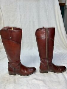 Frye Women's Knee High Leather Boot 4001 Size 9B