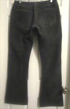 ABERCROMBIE & FITCH 1892 Womens/Juniors Pants Brown Corduroy FLat Front W30XL32