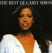CARLY SIMON THE BEST OF CD NEW