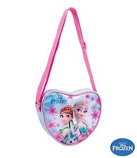 VADOBAG Kinder Schultertasche Frozen Magic Flakes Blue