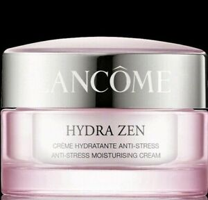 Lancome Hydra Zen Anti Stress Moisturising Cream 30ml New U/B Hygiene Sealed