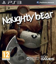 Naughty Bear PS3 - totalmente in italiano