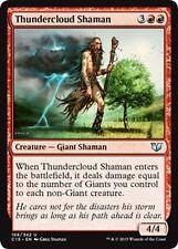 MTG Magic - (U) Commander 2015 - 4x Thundercloud Shaman x4 - NM/M