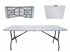 6FT FOLDING TABLE, THE UK'S ORIGINAL & BEST SELLING TABLE.