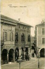 1905 - Lodi - Piazza Maggiore - Palazzo Bosia