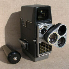 Bell & Howell Electric Eye 8mm cine camera with hand grip