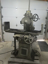 Vintage Abrasive model 1-1/2 10x15 hand feed surface grinder