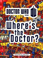Doctor Who: Where's the Doctor?,Jamie Smart- 9781405909044