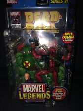 Marvel Legends Deadpool Series VI