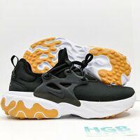 Nike React Presto Men's Training Running Gym Sport Black White AV2605-007