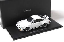 1:43 Kyosho Porsche 911 930 Turbo 1975 white NEW bei PREMIUM-MODELCARS