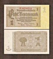 Germany 1 Mark 1920 P-58 Weimar Republic Banknote Unc