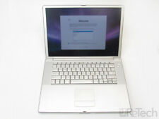 "New ListingApple PowerBook G4 A1106 PowerPc 1.67Ghz 1.5Gb Ram 75Gb Hdd 15"" Bad Battery"