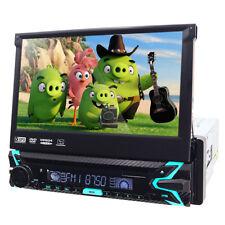7''1Din Flip Out Stereo Radio GPS Navigation Car DVD Player Headunit Video IPOD