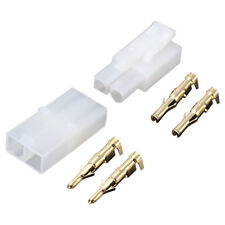 30pcs RC R/C 7.2v Tamiya Battery Male Female Connector Plug Set Gold Plated P9R2