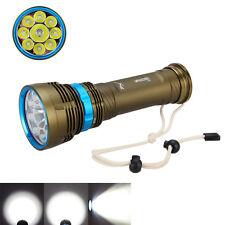 2017 XML L2 18000Lm LED Tauchen Taschenlampe Tauchlampe Diving Flashlight Torch