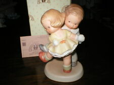 LUCIE ATTWELL ENESCO FIGURE  WE:S HAPPY HOW ABOUT YOURSELF 114502 DATE 1987 BOX
