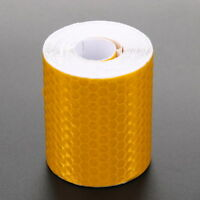 3m × 5cm Car Truck Reflective Body Stripe Tape DIY Sticker Decal Self Adhesive