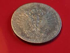REGNO.MONETA 1 LIRA aquila sabauda 1902.ROMA VITTORIO.EMANUELE.III