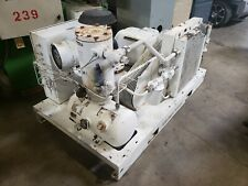 Gardner Denver 50 Hp 125 Psi 200 Cfm Industrial Screw Compressor Model Ede99K04