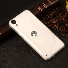 For HTC Case,S-Line Gel TPU Silicone Case Skin Cover For HTC Desire Mobile Phone