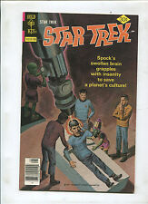 STAR TREK #37 (9.2) GOLD KEY HIGH GRADE!