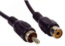 Cavi e adattatori audio RCA Femmina per tv e home audio 5-9m