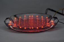 Brake Tail Light LED Smoke with Integrated Turn Signal Honda 2007-2012 CBR 600RR